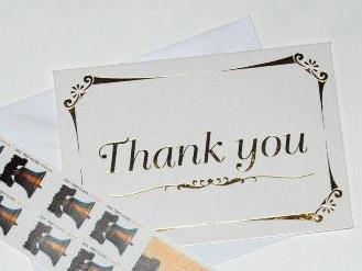 thank you notes interview